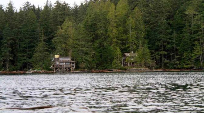 Hanson Island Life Lessons